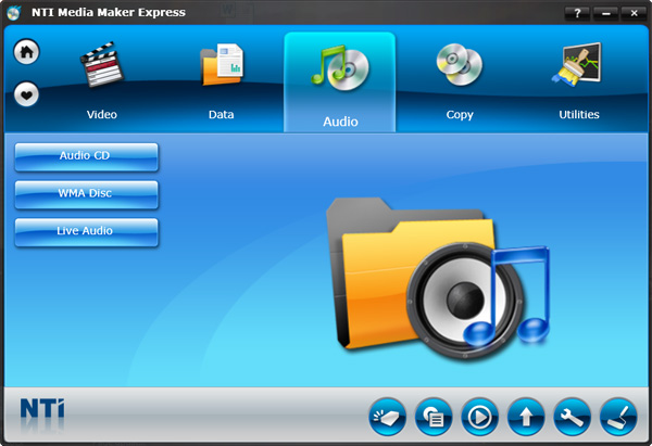 disc authoring software